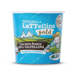MOZZARELLA LATTELLINA GOLD...
