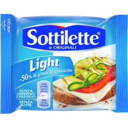 SOTTILETTE LIGHT KRAFT 200 GR