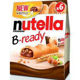 NUTELLA B-READY 132 GR