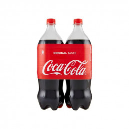 COCA COLA REGULAR 2x1,35 CL