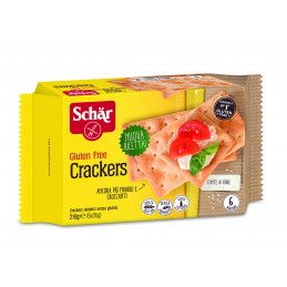 DRSCHAR CRACKERS S/GLUTINE...