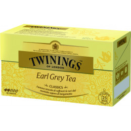TWININGS TE EARL GREY 25...